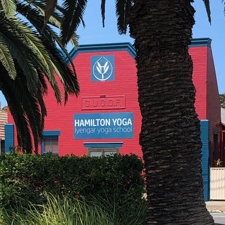Hamilton Yoga from Gregsons Park in Newcastle NSW