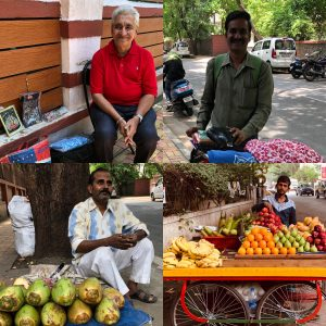 Street Vendors in Pune hit hard by COVID